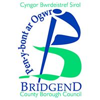 Bridgend council logo