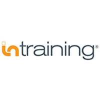 in training logo